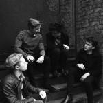 軽快な10代!UKインディーロックバンド FRONTEERSがデビュー曲'Youth'を公開