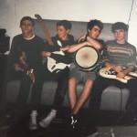 The Wombatsのサポートに抜擢!UKインディーポップバンド The Night Caféが新曲'Addicted'を公開