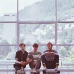 絡むシンセ&ギター!ノルウェーのインディーポップバンド Chain Walletが 'Muted Colours'のMVを公開