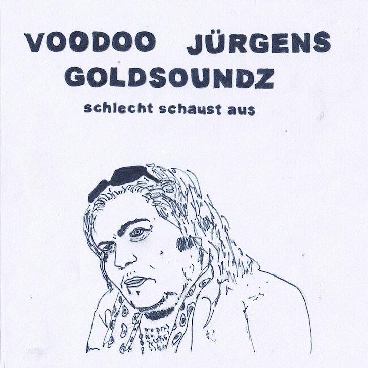 Voodoo Jurgens singt Goldsoundz