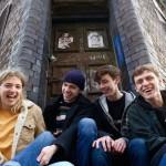 リヴァプールのティーンエイジロックバンド The Night Caféが新曲 'Together'を公開