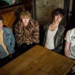 UKインディーロックバンド The Velvet Handsがニューシングル 'Habit'のMVを公開