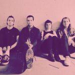 解散からの美しきカムバック!NYロックバンド Katie Ellen (ex Chumped)がデビューシングルを発売