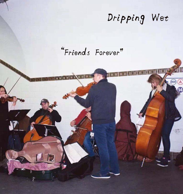 dripping-wet