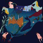 魔法の歌声を操るエクスペリメンタルポップバンド Tiny Hazard、2/24にデビューAL『Greyland』をリリース