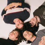 2017年の大躍進ロックバンド Hoops、デビューアルバム『Routines』を5月にリリース