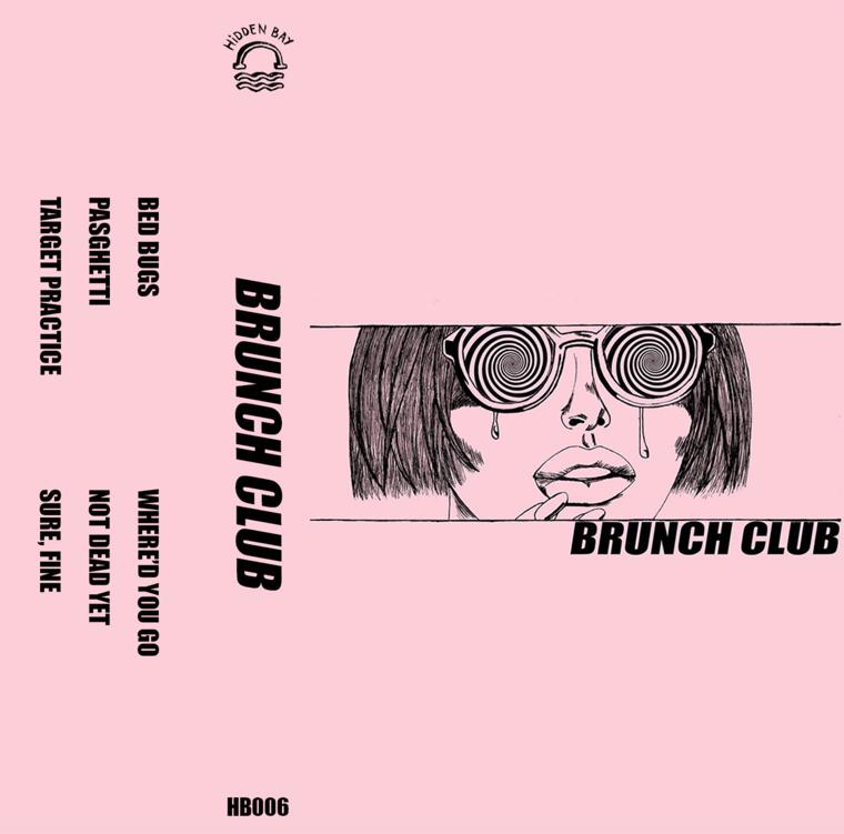 [NYP] カナダのノイズポップバンド Brunch Club、デビューEPを発表