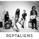 ポートランドのうっすらSci-Fiポップバンド Reptaliens、デビューシングル 'Prequel'のMVを公開