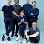 あらゆるグルーヴのブレンド!ロンドンの6人組 ALASKALASKA、デビューシングルをリリース