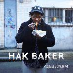 まちのおんがく!ロンドンのSSW、Hak Bakerが 'Conundrum'のMVを公開