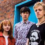 勢いが最高なUKガレージロックバンド Gaffa Tape Sandy、'Beehive'を公開