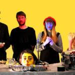 グラスゴーのガレージロックバンド KAPUTT、EPから 'Feed My Son'のMVを公開