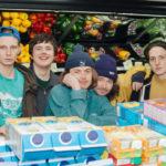 UKヘイジー・ドリームポップバンド bdrmm、デビューシングル 'kare'を公開