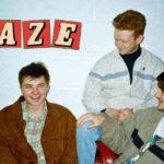 UKインディーロックバンド Haze、新曲 'Ladz Ladz Ladz'を公開
