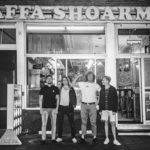 オランダのガレージロックバンド Iguana Death Cult、'Femme Fatale'のMVを公開