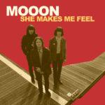 オランダのガレージロックバンド MOOON、'She Makes Me Feel'のMVを公開