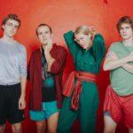 ノルウェーの奇天烈アートロックバンド Pom Poko、デビューアルバム『Birthday』をリリース