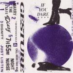 [NYP] ベルリンのゴス・パンクバンド Gesture、『Demo』を発表