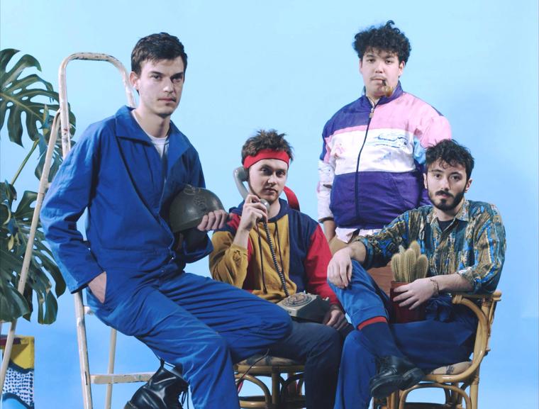 フランスのサイケポップバンド ARCHE、デビュー曲 'My Only'のMVを公開