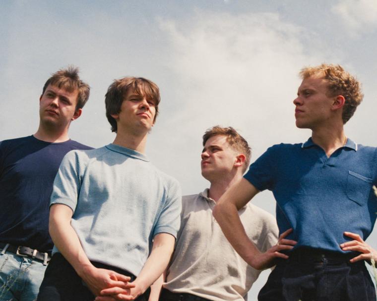 ロンドンのノスタルジック・ポップバンド Weird Milk、'Honey, I'm Around'を公開