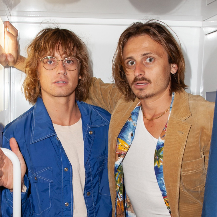 Lime Cordiale、'Robbery'のMVを公開