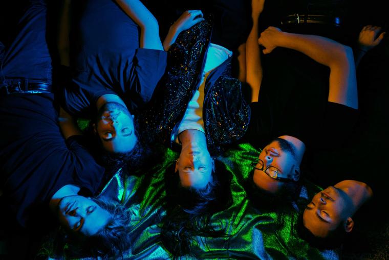 パリのサイケポップバンド pâle regard、'Appel d'air'を公開