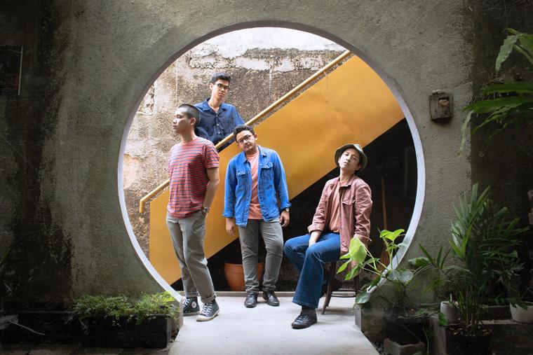 サイケポップバンド Circarama、'Megantara'を公開
