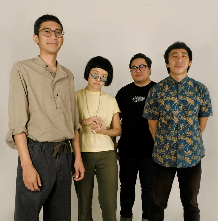 インディーロックバンド Jirapah、'Planetarium'のMVを公開