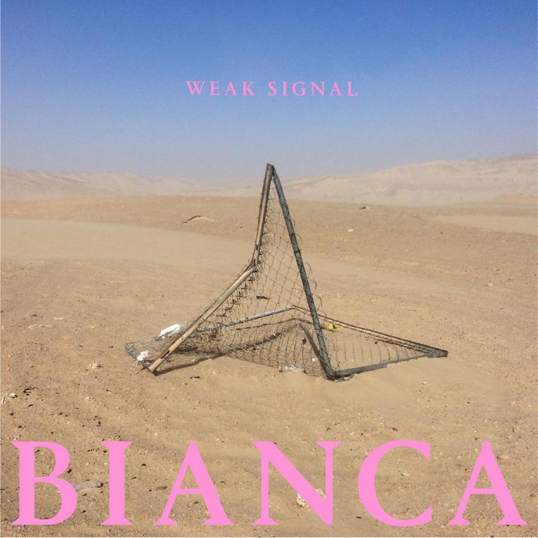 [NYP] インディーロックバンド Weak Signal、アルバム『Bianca』を発表